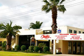 Best Western Chaffey International Motor Inn - Accommodation Cairns