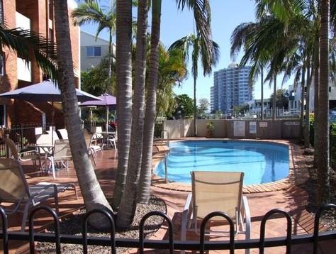 Joanne Apartments - Accommodation Cairns