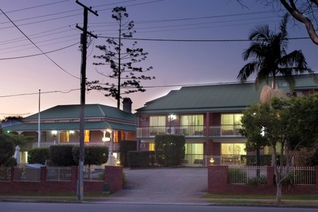 Aabon Holiday Apartments  Motel - Accommodation Cairns