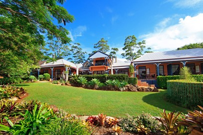 Montville Provencal Boutique Hotel - Accommodation Cairns