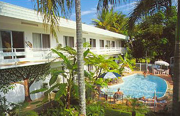 Silvester Palms Holiday Apartments - Accommodation Cairns