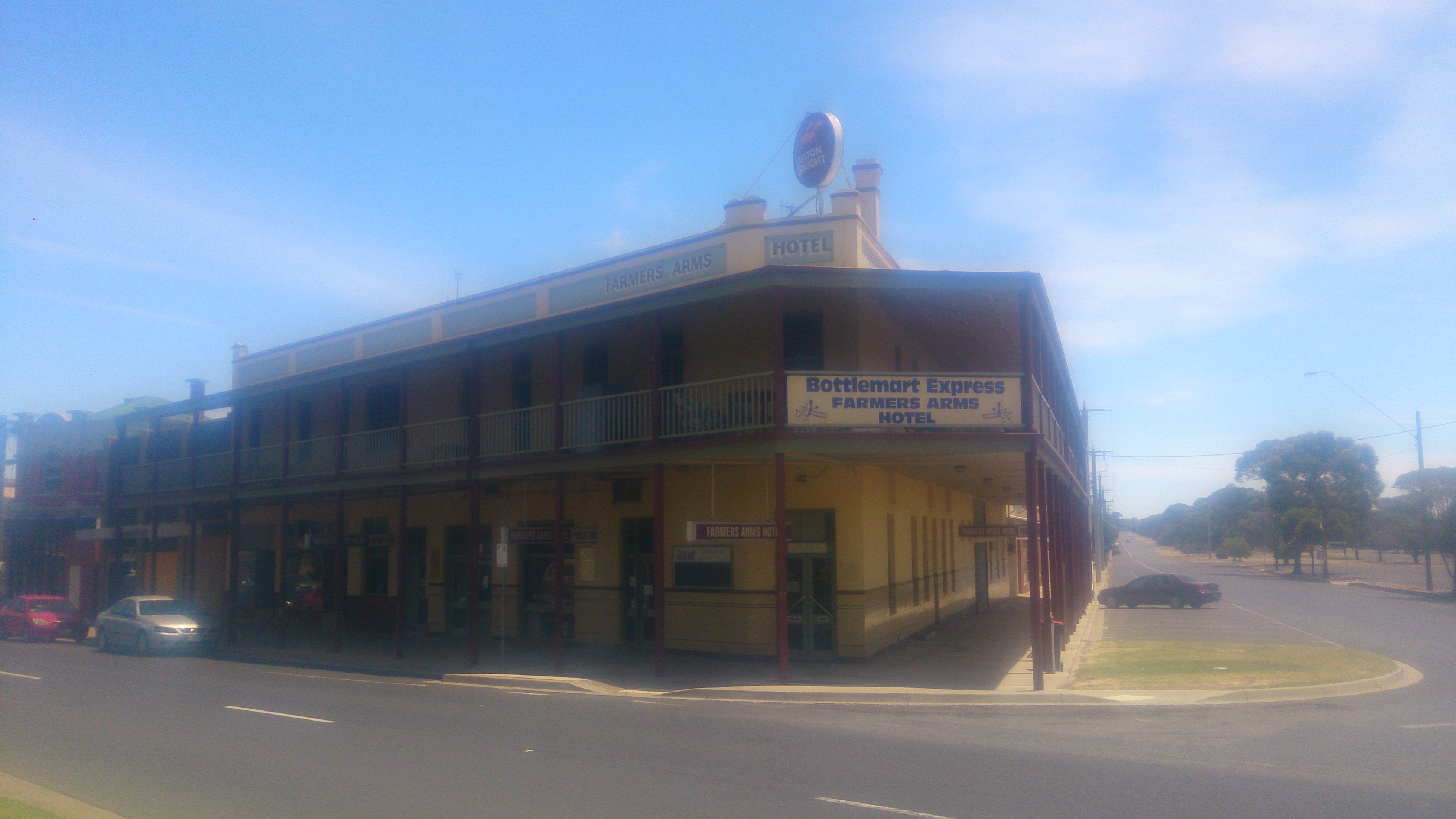 Farmers Arms Hotel - Accommodation Cairns