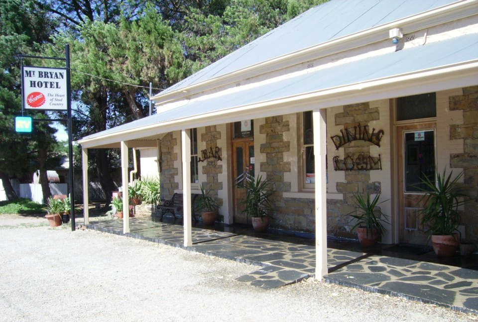 Mount Bryan Hotel - Accommodation Cairns