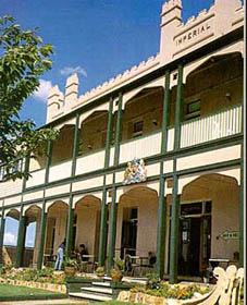 Imperial Hotel Mount Victoria - Accommodation Cairns