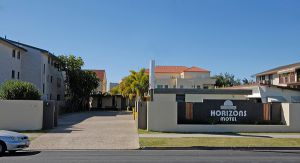 Horizons Motel - Accommodation Cairns