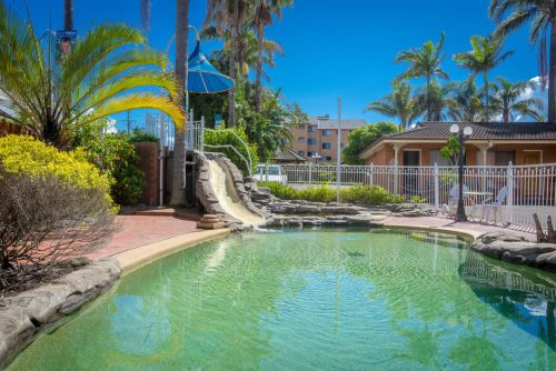 Sapphire Palms Motel - Accommodation Cairns