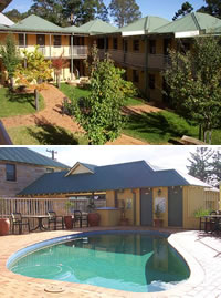 Pioneer Motel Kangaroo Valley - Accommodation Cairns