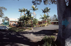 Dawson Motor Inn - Accommodation Cairns