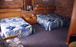 Border Motel - Accommodation Cairns