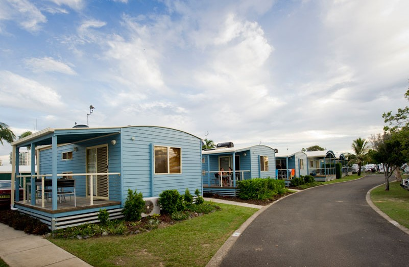 Cotton Tree Holiday Park - Accommodation Cairns
