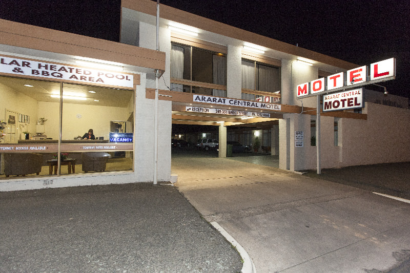 Ararat central motel - Accommodation Cairns