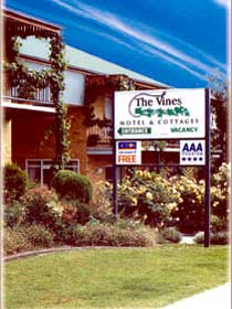 The Vines - Accommodation Cairns