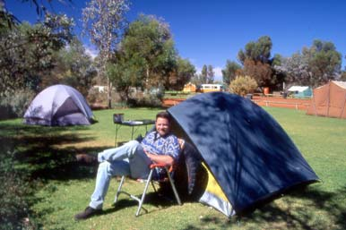 Voyages Ayers Rock Camp Ground - Accommodation Cairns