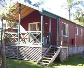 A Paradise Park Cabins - Accommodation Cairns