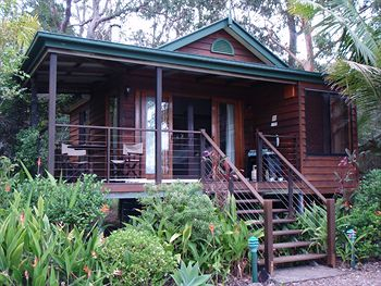 Lake Weyba Cottages Noosa - Accommodation Cairns