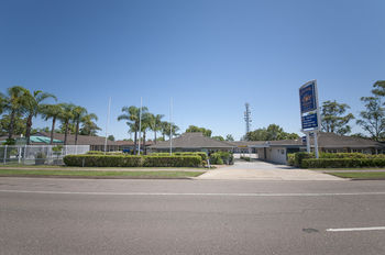 Colonial Terrace Motor Inn - Accommodation Cairns