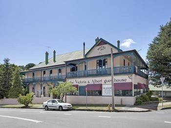 The Victoria amp Albert Guesthouse - Accommodation Cairns