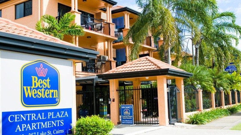 Central Plaza Apartments Cairns - Accommodation Cairns