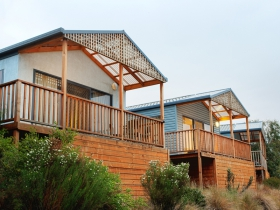 Discovery Holiday Parks Hobart Cosy Cabins