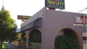 Colac Mid City Motor Inn - Accommodation Cairns