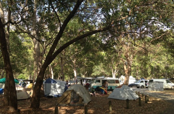 Adder Rock Camping Ground - Accommodation Cairns