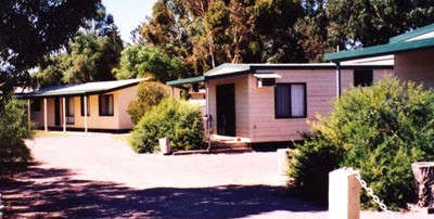 Cowell Foreshore Caravan Park  Holiday Units
