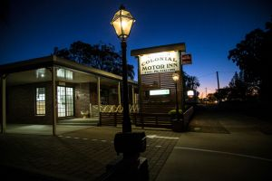 Gayndah Colonial Motor Inn - Accommodation Cairns