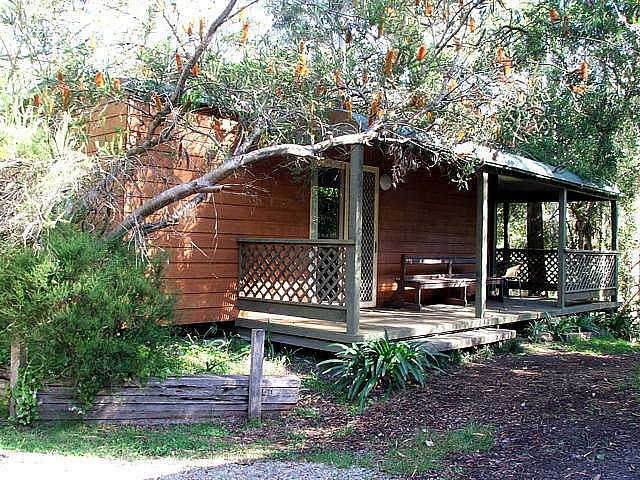 Jervis Bay Cabins  Hidden Creek Real Camping - Accommodation Cairns