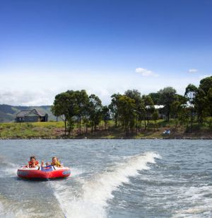Lake Somerset Holiday Park - Accommodation Cairns