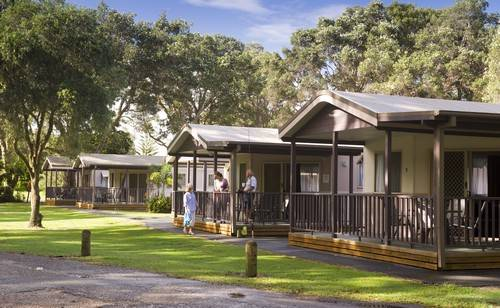 North Coast Holiday Parks Beachfront - Accommodation Cairns