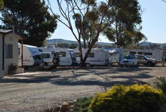 Orroroo Caravan Park - Accommodation Cairns