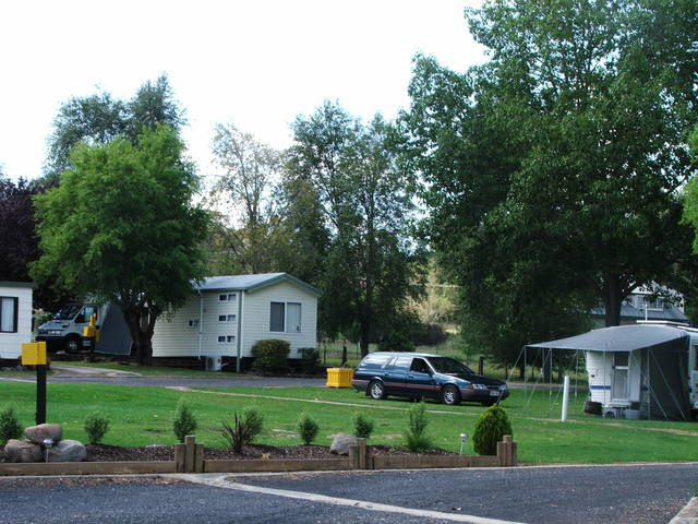 Poplar Caravan Park - Accommodation Cairns
