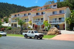 Reefside Villas Whitsunday - Accommodation Cairns
