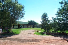 Renner Springs Desert Hotel Motel - Accommodation Cairns