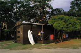 Sandbar  Bushland Caravan Parks - Accommodation Cairns