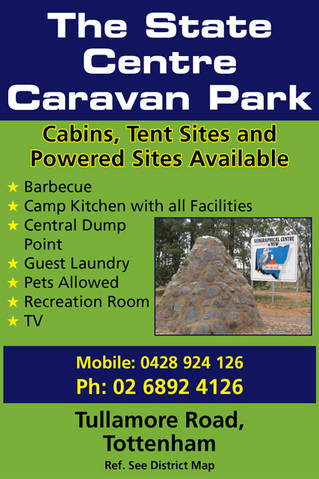 The State Centre Caravan Park - Accommodation Cairns