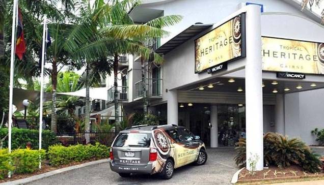 Tropical Heritage Cairns - Accommodation Cairns
