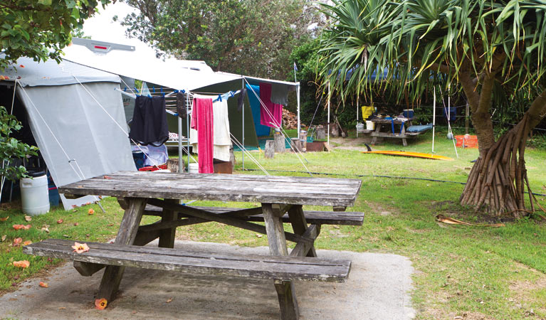 Sandon River campground - Accommodation Cairns