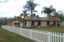 Gayndah A Motel - Accommodation Cairns