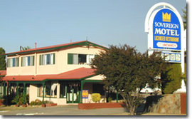 Sovereign Motor Inn Cooma - Accommodation Cairns