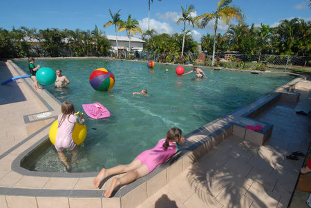 Kurrimine Beach Holiday Park - Accommodation Cairns