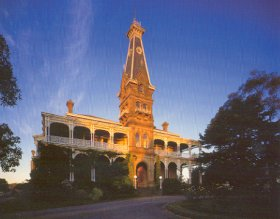 Rupertswood Mansion - Accommodation Cairns