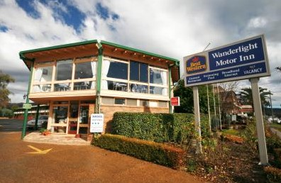 Best Western Wanderlight Motor Inn - Accommodation Cairns