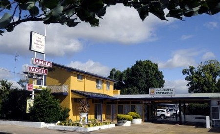 Amber Motel - Accommodation Cairns