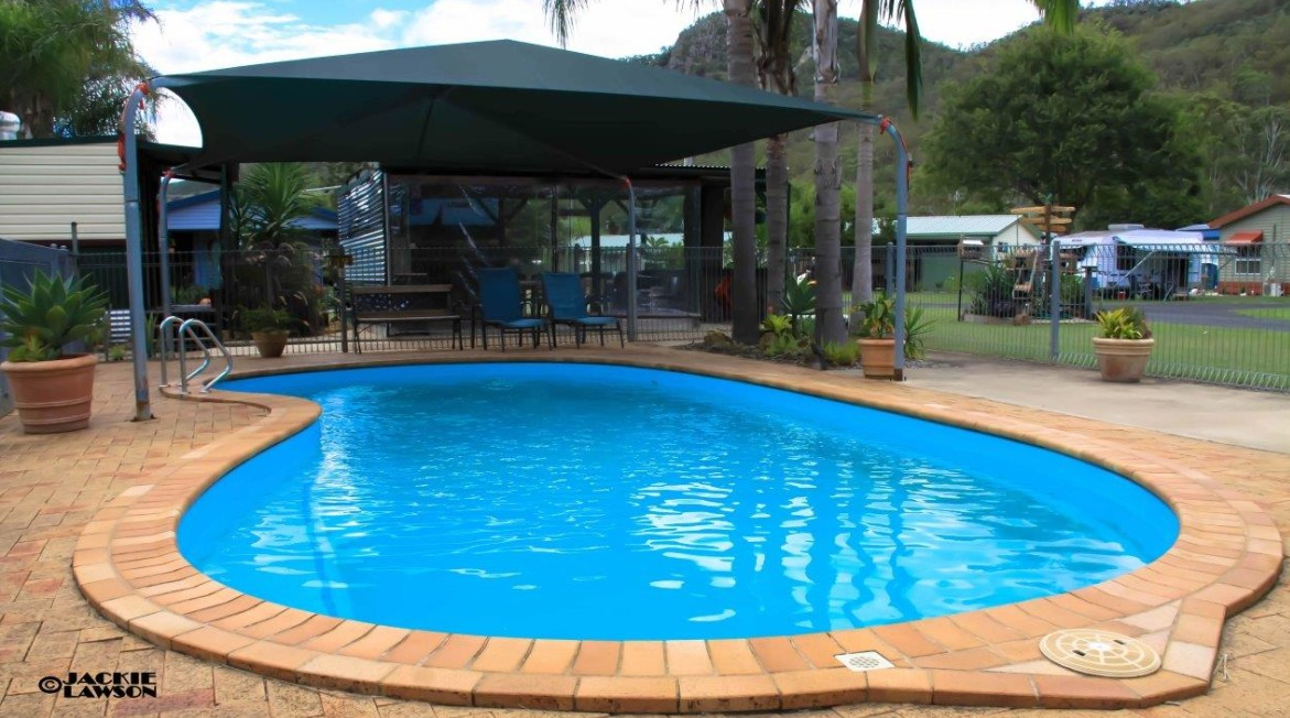 Esk Caravan Park And Rail Trail Motel - Accommodation Cairns