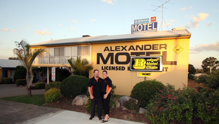 Alexander Motel - Accommodation Cairns