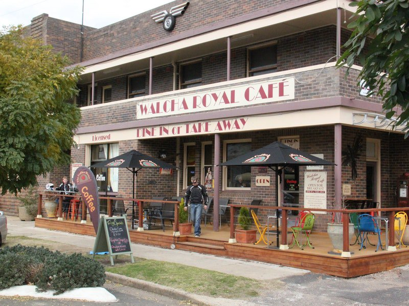 Walcha Royal Cafe and Boutique Accommodation - Accommodation Cairns