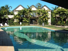 Hinchinbrook Marine Cove Resort Lucinda - Accommodation Cairns