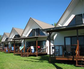Cardwell Beachcomber Motel and Tourist Park - Accommodation Cairns