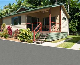 BIG4 Cairns Crystal Cascades Holiday Park - Accommodation Cairns